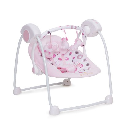 RELAX BABY SWING PINK